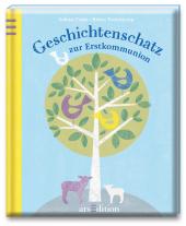 Geschichtenschatz zur Erstkommunion Cover