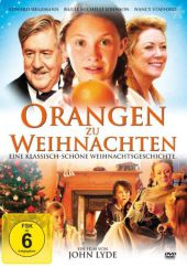 Orangen zu Weihnachten, 1 DVD Cover