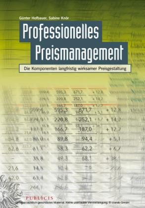 Professionelles Preismanagement