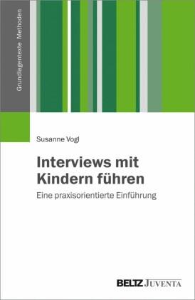 Interviews mit Kindern führen