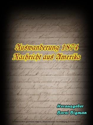Auswanderung 1874
