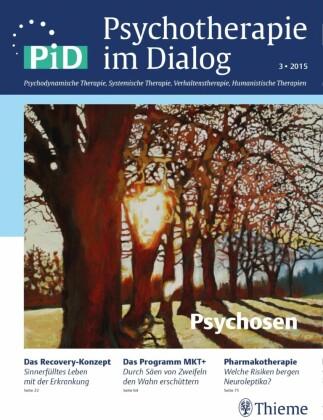 Psychotherapie im Dialog - Psychosen