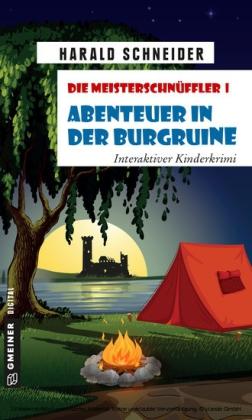 Die Meisterschnüffler I - Abenteuer in der Burgruine