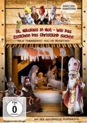 Augsburger Puppenkiste - St. Nikolaus in Not & Wie das Eselchen das Christkind suchte, 1 DVD