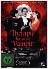 Therapie für einen Vampir, 1 DVD Cover