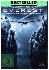 Everest, 1 DVD