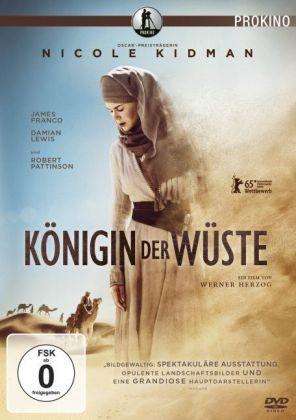 Königin der Wüste, 1 DVD
