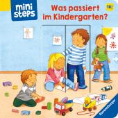 Was passiert im Kindergarten? Cover