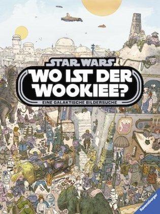Star Wars - Wo ist der Wookiee?
