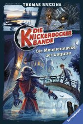 Die Monstermaske der Lagune Cover