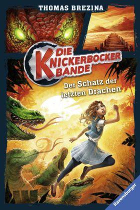 Die Knickerbocker-Bande - Der Schatz der letzten Drachen