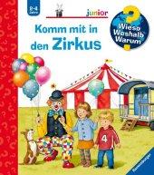 Komm mit in den Zirkus Cover