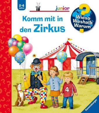 Komm mit in den Zirkus