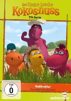 Der kleine Drache Kokosnuss - TV Serie - Volltreffer, 1 DVD