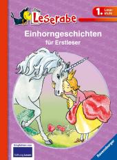 Einhorngeschichten für Erstleser Cover