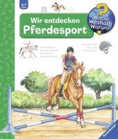 Wir entdecken Pferdesport Cover