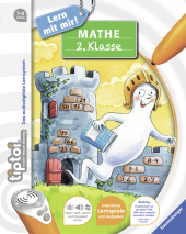 tiptoi® Mathe 2. Klasse Cover