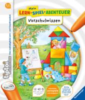 Mein Lern-Spiel-Abenteuer: Vorschulwissen