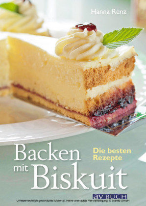 Backen mit Biskuit