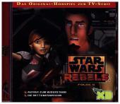 Star Wars Rebels, 2 Audio-CDs Cover