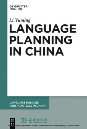 Language Planning in China