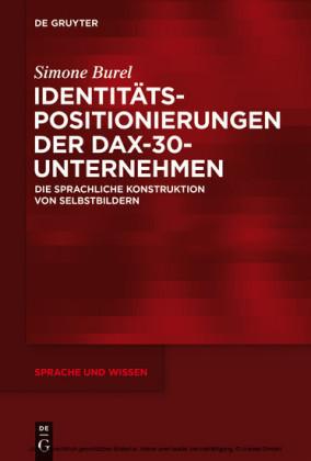 Identitätspositionierungen der DAX-30-Unternehmen