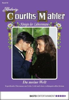 Hedwig Courths-Mahler - Folge 093