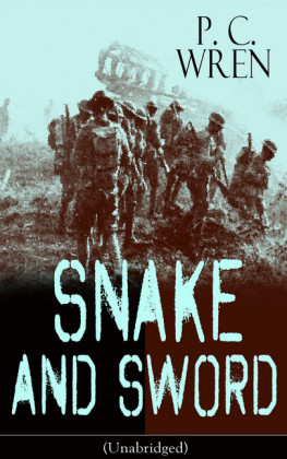 SNAKE AND SWORD (Unabridged)