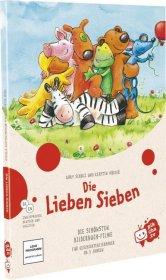 Die Lieben Sieben, 1 DVD Cover