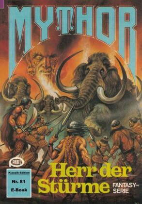 Mythor 81: Herr der Stürme
