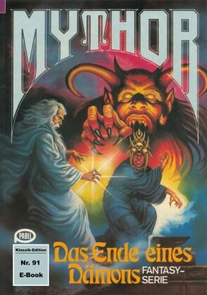 Mythor 91: Das Ende eines Dämons