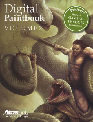 Digital Paintbook Volume 2