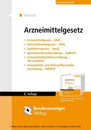 Arzneimittelgesetz (E-Book)