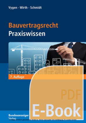 Bauvertragsrecht (E-Book)
