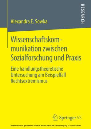 Wissenschaftskommunikation zwischen Sozialforschung und Praxis