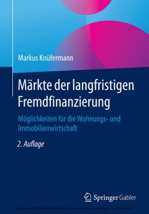 Märkte der langfristigen Fremdfinanzierung