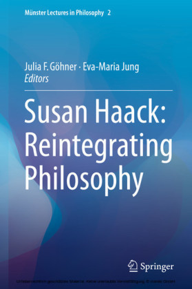 Susan Haack: Reintegrating Philosophy