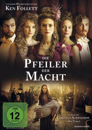 Die Pfeiler der Macht, 1 DVD