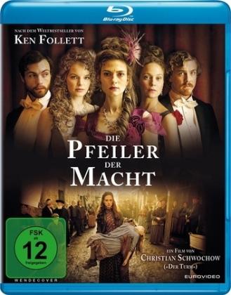 Die Pfeiler der Macht, 1 Blu-ray