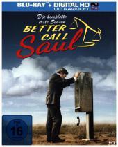 Better Call Saul, 3 Blu-rays