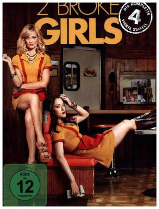 2 Broke Girls, 3 DVDs