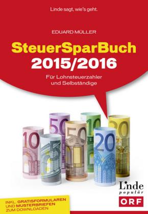 SteuerSparBuch 2015/2016