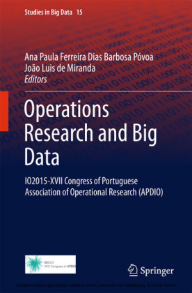 Operations Research and Big Data