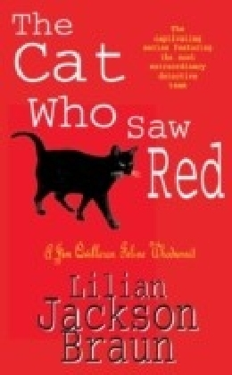 Cat Who Saw Red