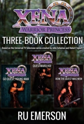 Xena Warrior Princess: Three Book Collection