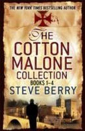 Cotton Malone: Books 1-4