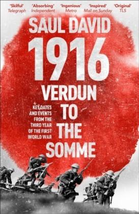 1916: Verdun to the Somme