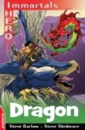 EDGE - I HERO Immortals: Dragon