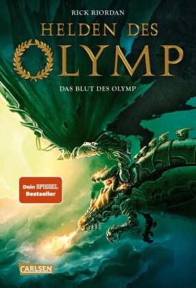 Helden des Olymp 5: Das Blut des Olymp