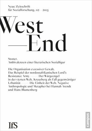 WestEnd 2015/02: Stoner - Ambivalenzen einer literarischen Sozialfigur
